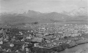 Steamboat Springs Old Photo