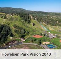 Howelsen Park aerial view