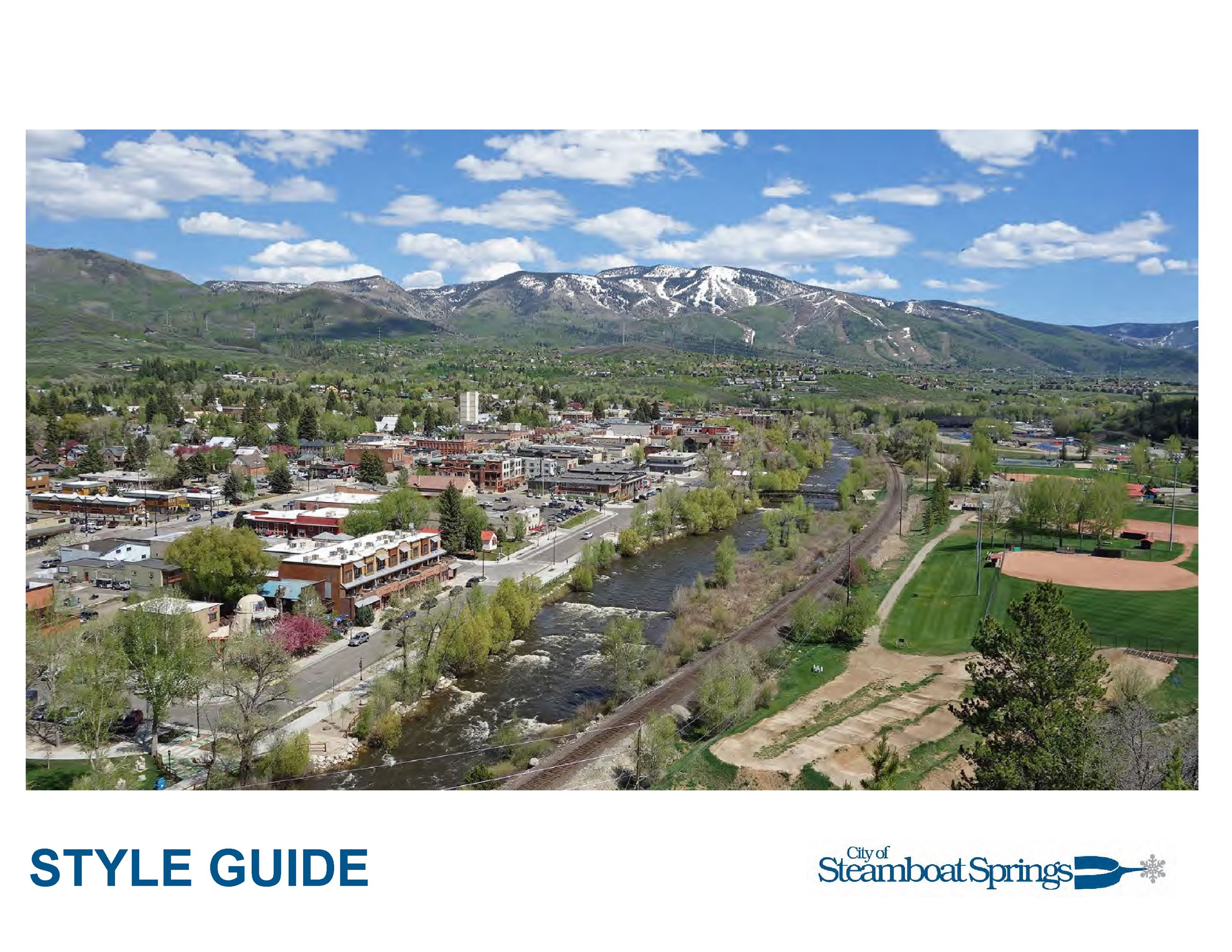 City of Steamboat Springs Brand Guide Binder 2-1 Opens in new window