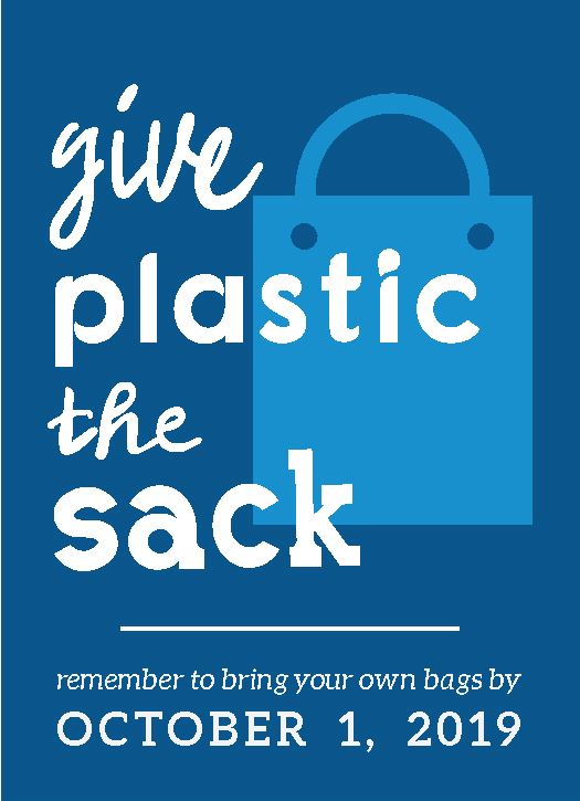 Give Plastic The Sack-Flyer